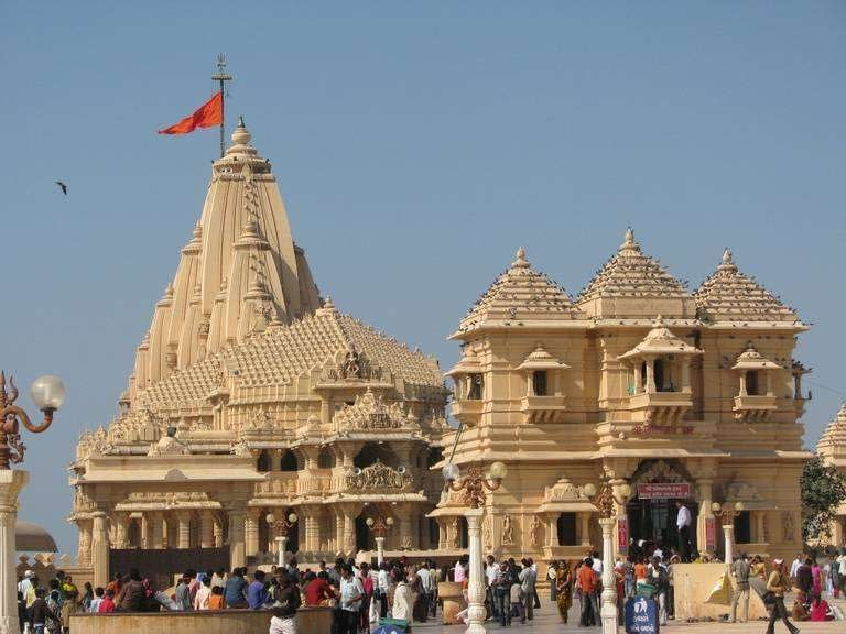 Somnath Temple_Gujrat