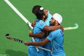 India Australia Hockey Match