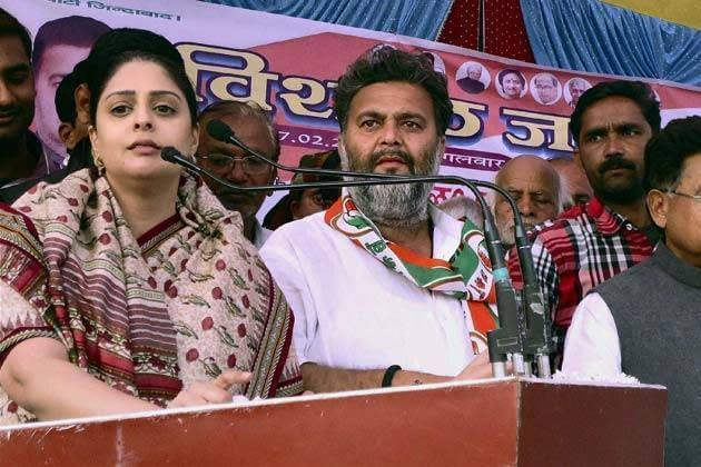 nagma congress