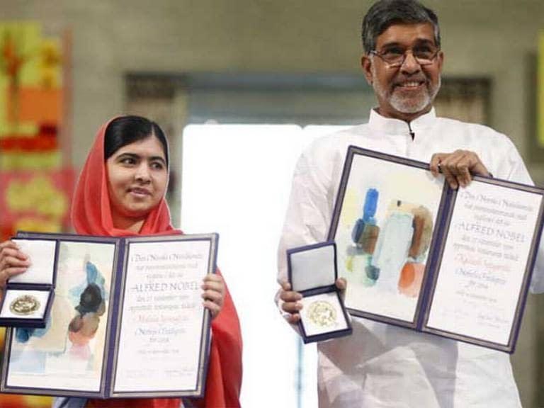 Satyarthi & Malala