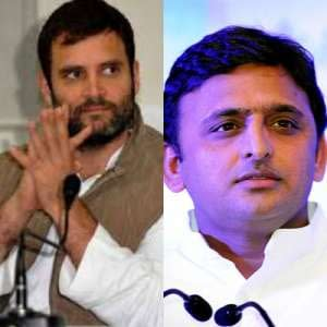 Rahul and akhilesh