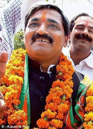 Delhi BJP Prez