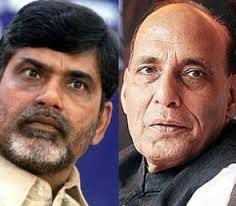 bjp and TDP