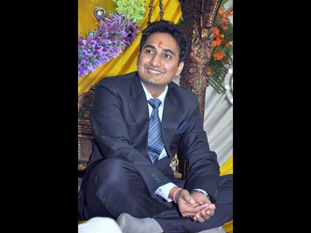IAS toper Gaurav