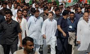 rahul road show