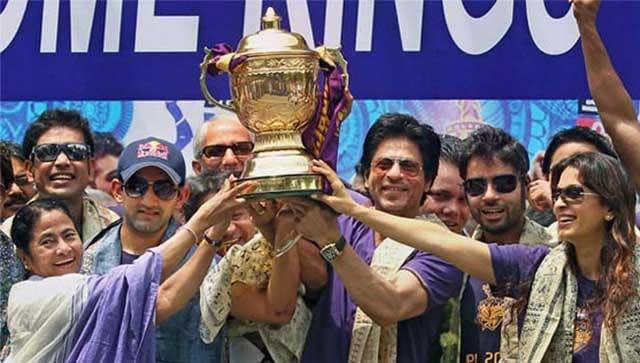 KKR Wins IPL 7