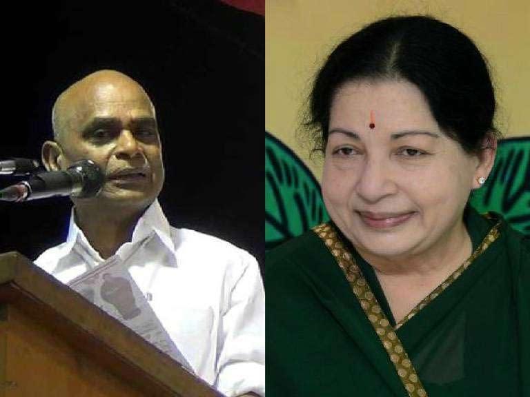 PR Sundaram_jayalalitha